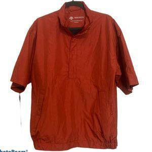Descente Short Sleeve Waterproof Jacket
